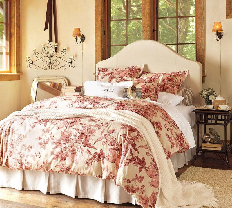 Красивые спальни (11)