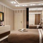 Красивые спальни (19)