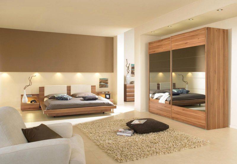 Красивые спальни (21)