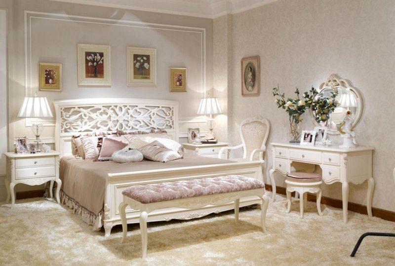 Красивые спальни (22)