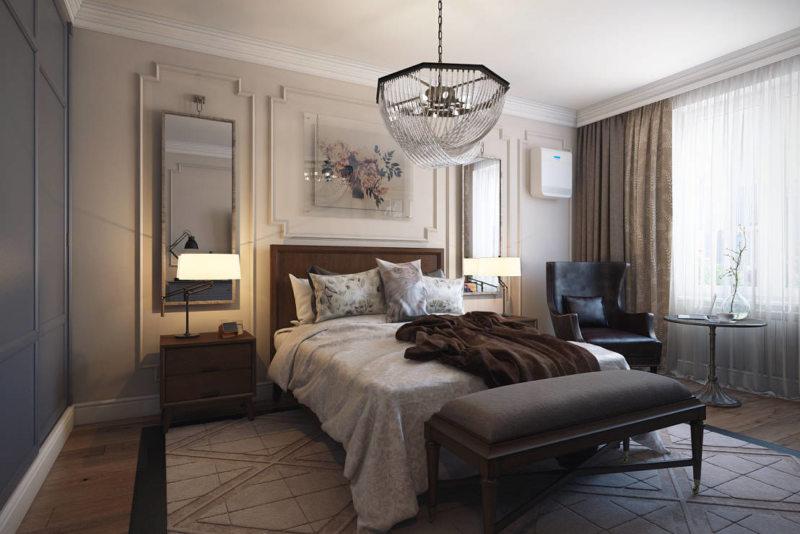 Красивые спальни (26)