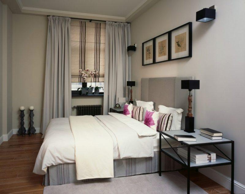 Красивые спальни (27)
