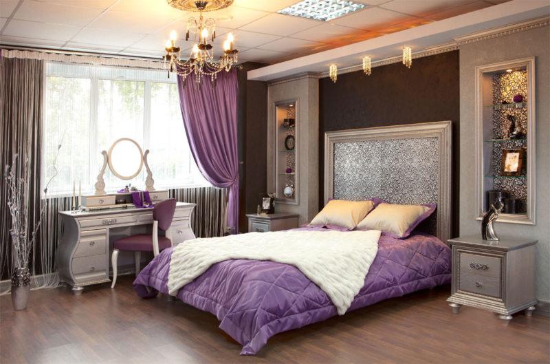 Красивые спальни (29)