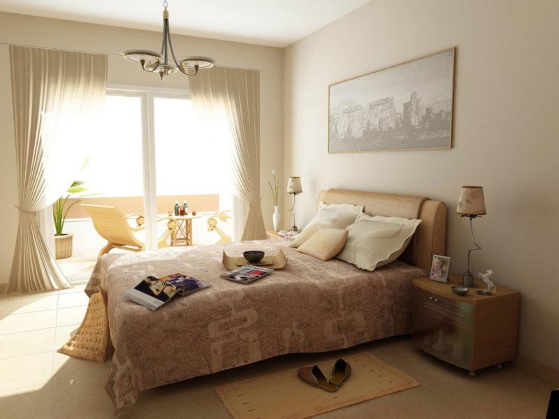 Красивые спальни (3)