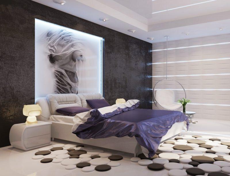 Красивые спальни (31)