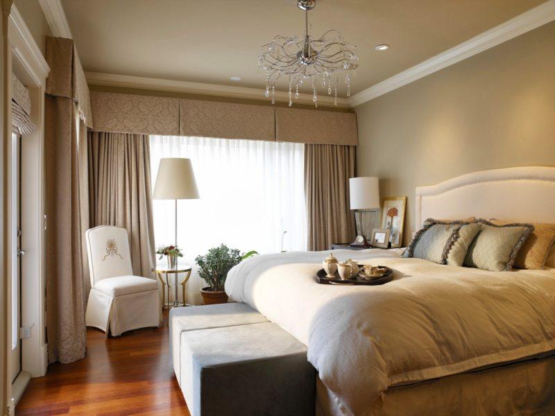 Красивые спальни (35)