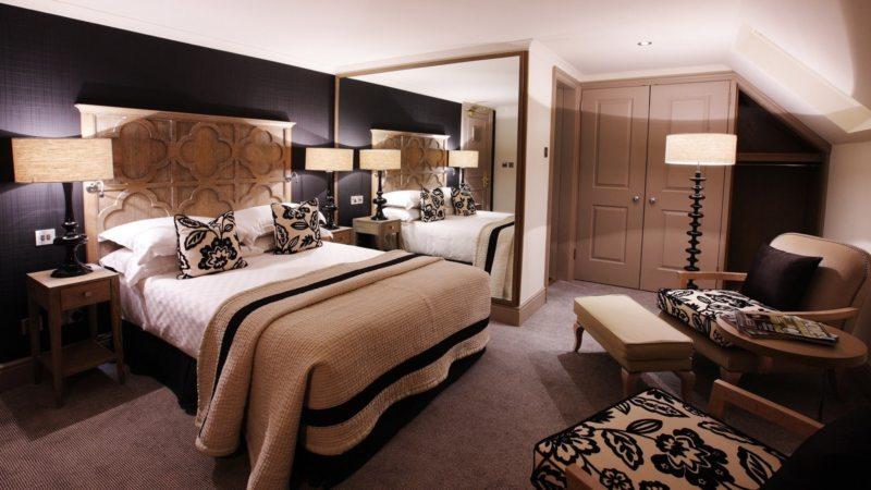 Красивые спальни (36)