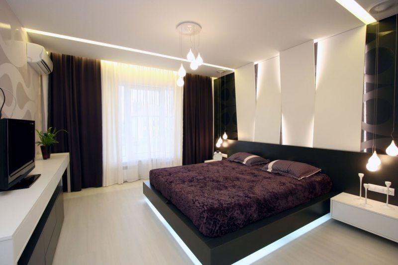 Красивые спальни (37)