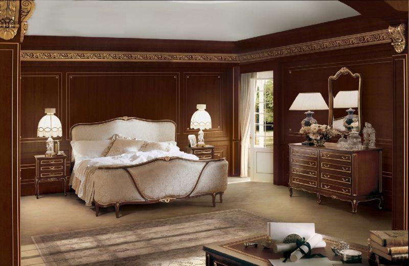 Красивые спальни (41)