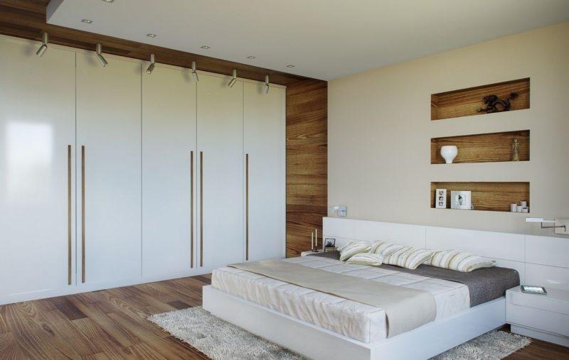 Красивые спальни (42)