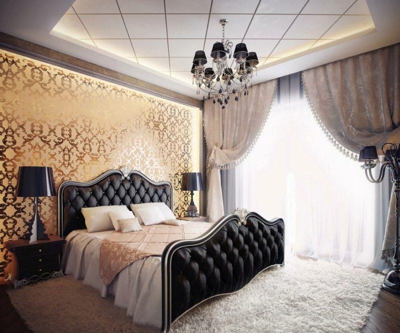 Красивые спальни (43)