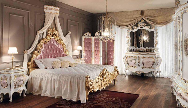 Красивые спальни (45)