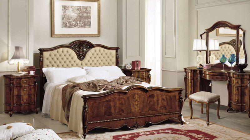 Красивые спальни (47)