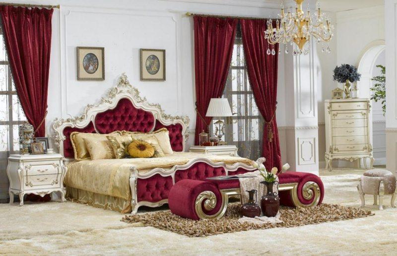 Красивые спальни (50)