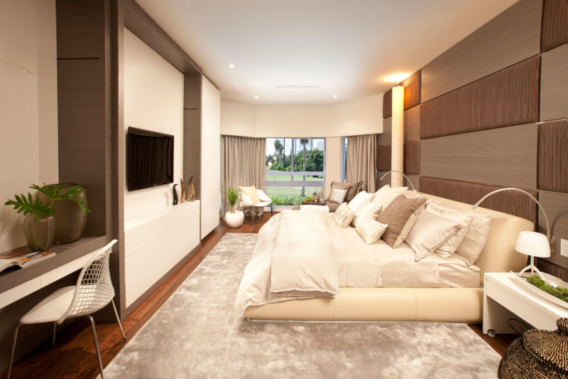 Красивые спальни (53)