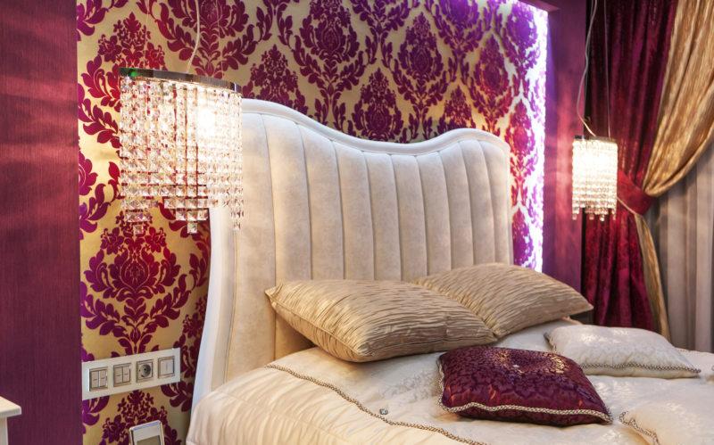Красивые спальни (54)
