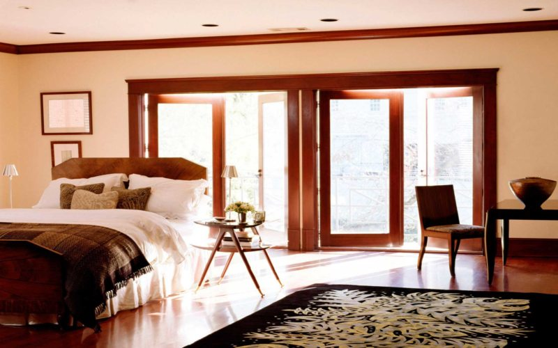 Красивые спальни (57)