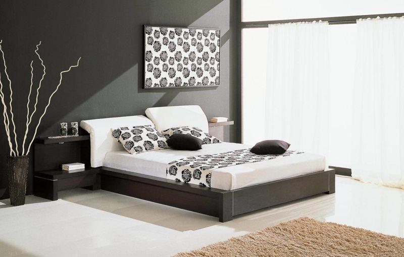 Красивые спальни (9)