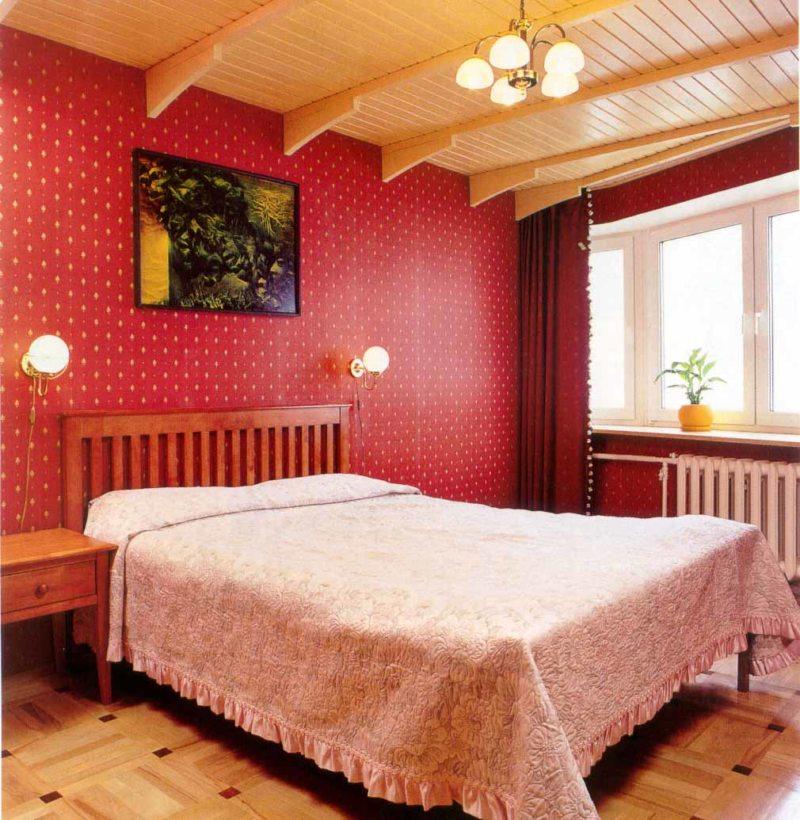 Красная спальня (01)