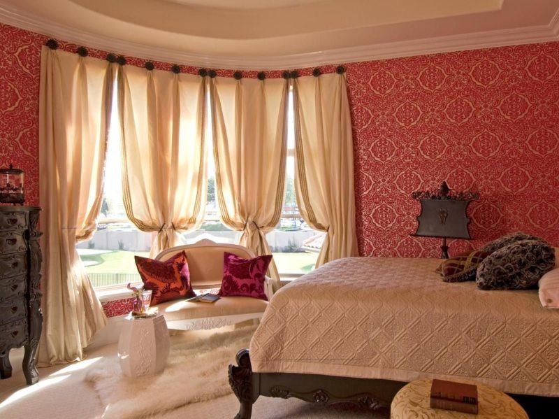 Красная спальня (1)