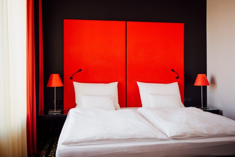 Красная спальня (10)