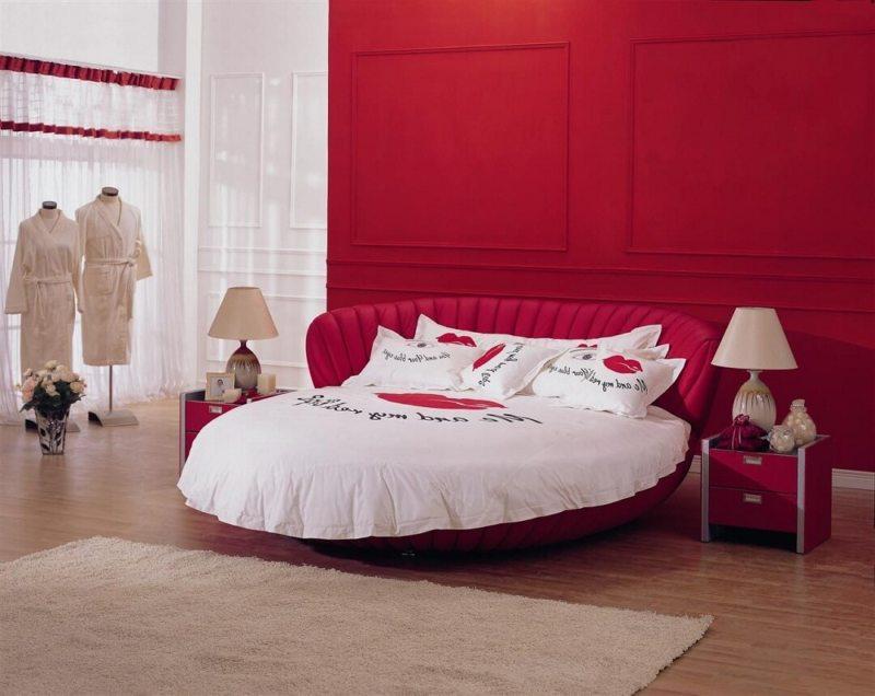 Красная спальня (16)