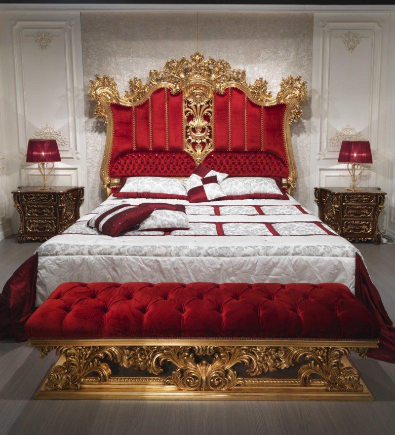 Красная спальня (18)