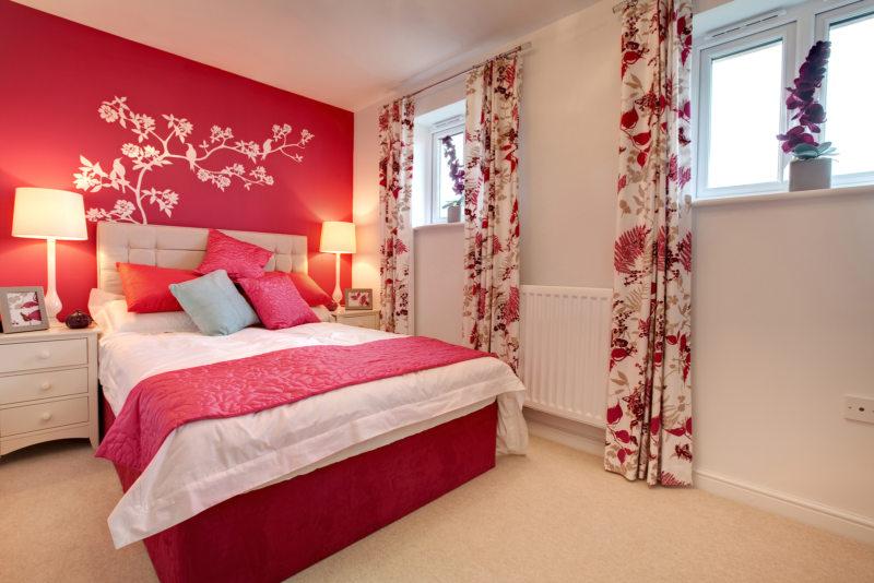 Красная спальня (24)