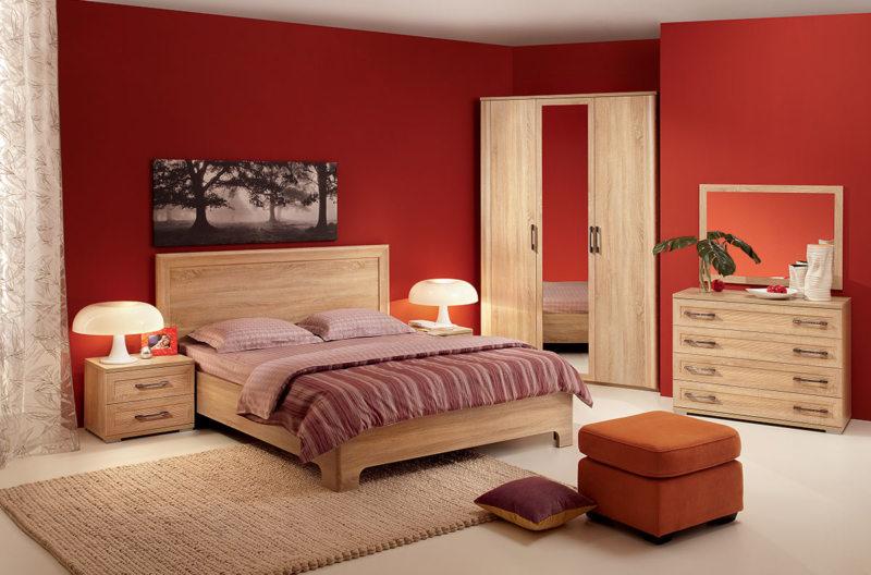 Красная спальня (25)