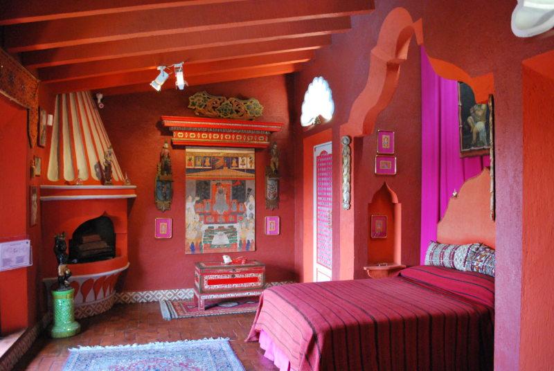 Красная спальня (26)