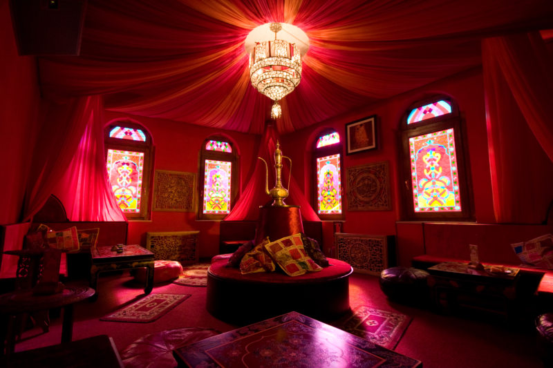 Красная спальня (29)