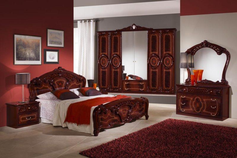 Красная спальня (3)