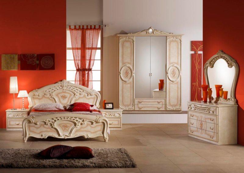 Красная спальня (30)