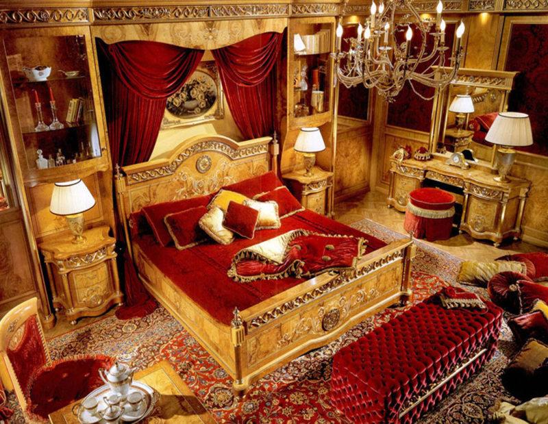 Красная спальня (4)