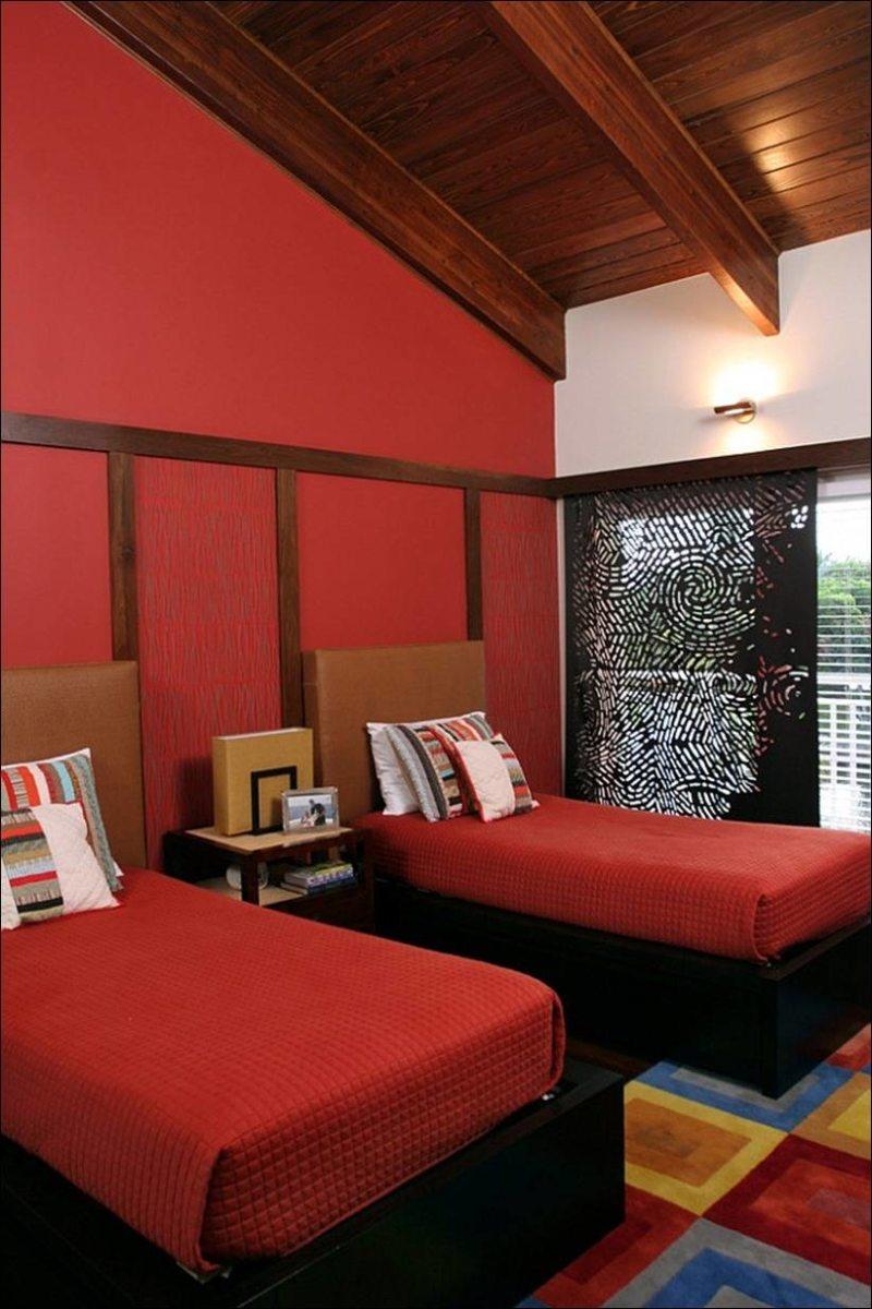 Красная спальня (5)