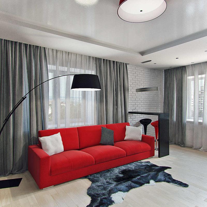 Красная спальня (8)