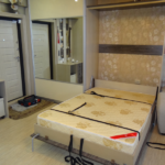 Кровать встроенная в шкаф (1)