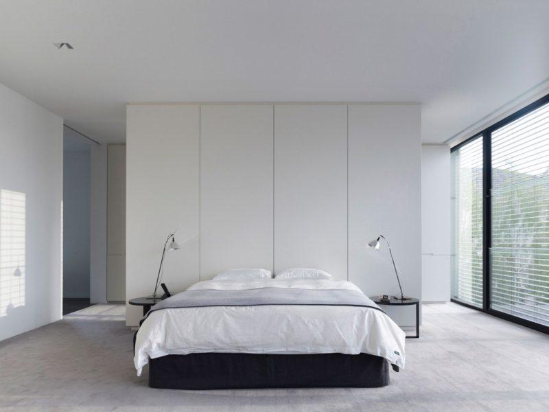 Кровать встроенная в шкаф (25)