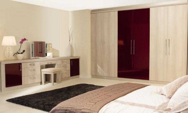 Кровать встроенная в шкаф (26)