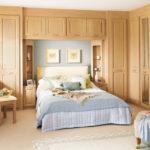 Кровать встроенная в шкаф (3)