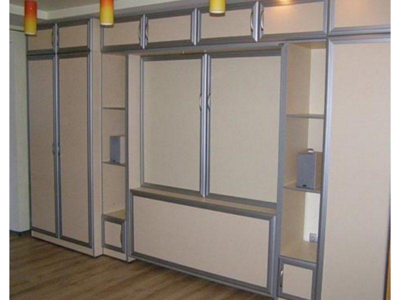 Шкафы во всю стену своими руками фото