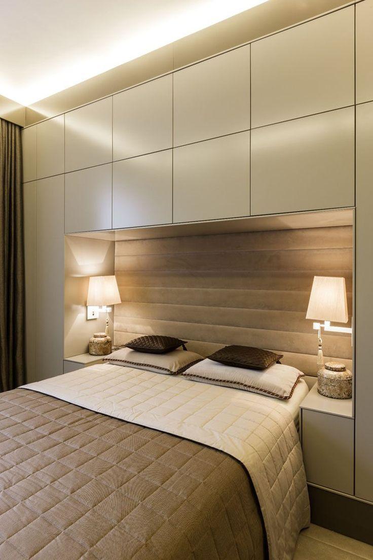 Кровать встроенная в шкаф (34)