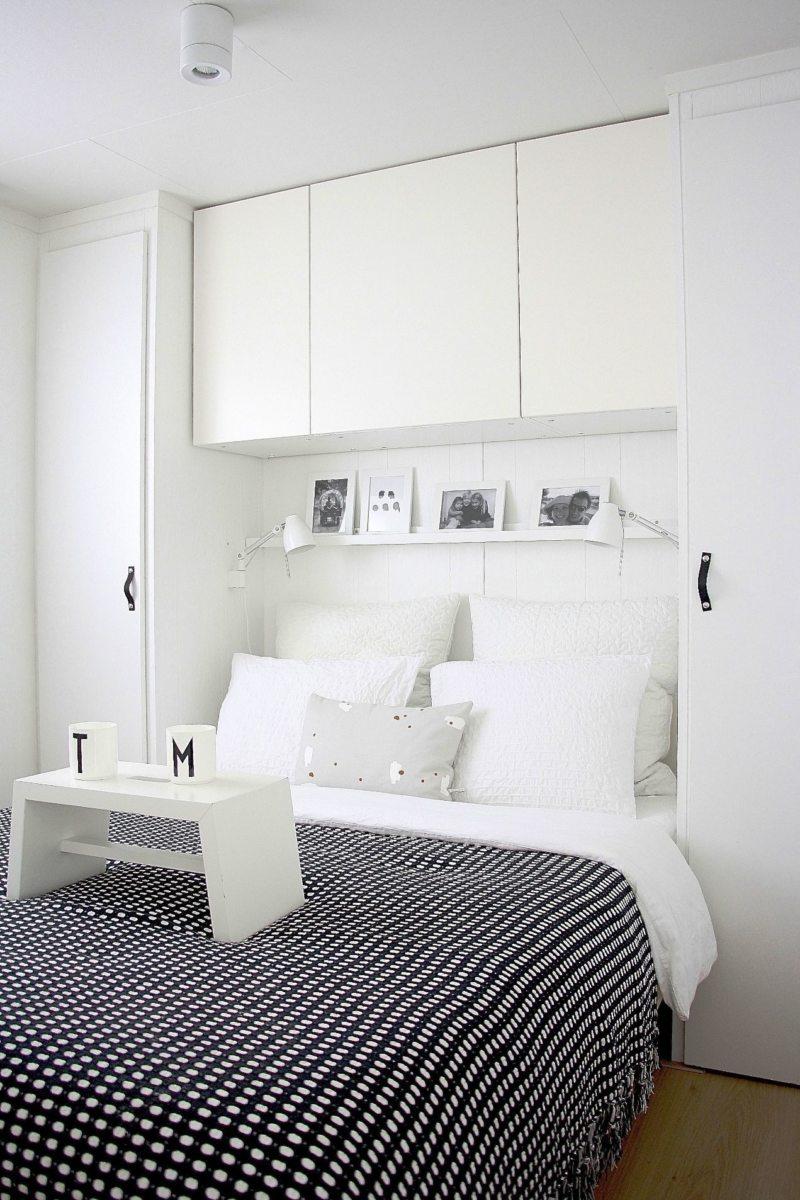 Кровать встроенная в шкаф (59)