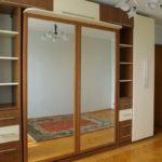 Кровать встроенная в шкаф (6)