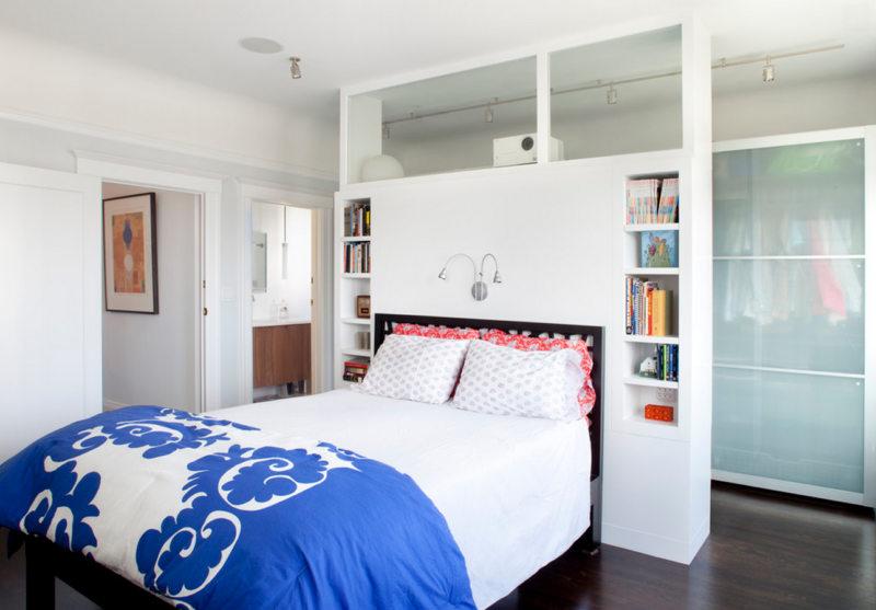 Кровать встроенная в шкаф (63)