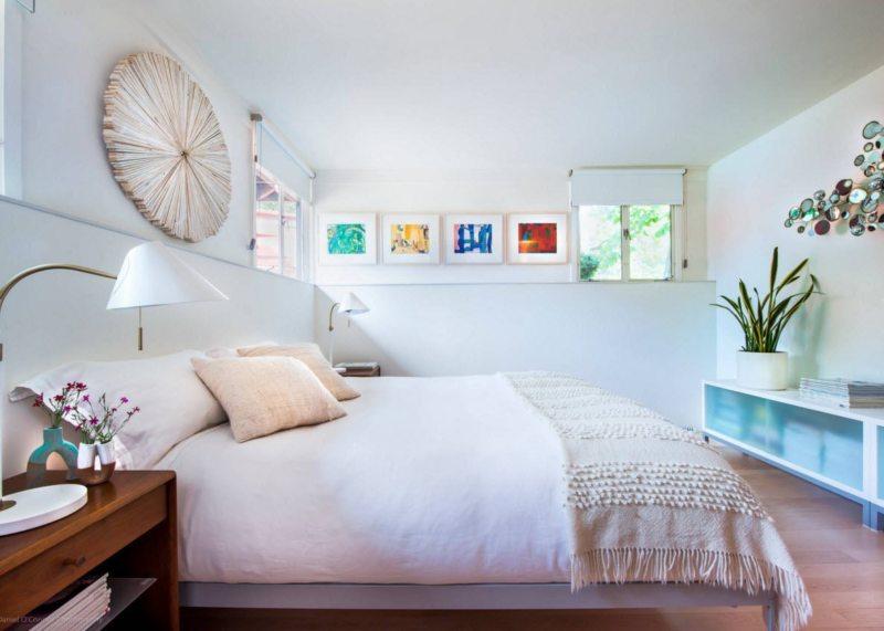 Квадратная спальня (10)