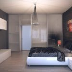 Квадратная спальня (13)
