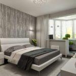 Квадратная спальня (6)