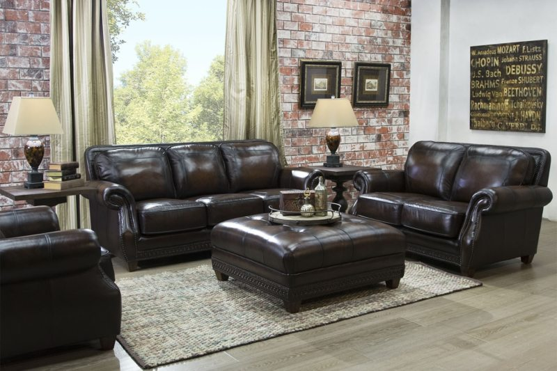 Leather seating living room (29)