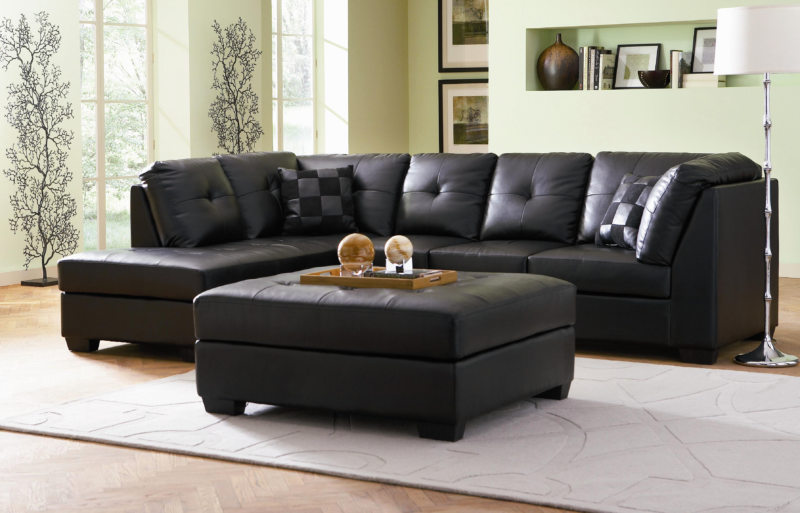 Leather seating living room (9)
